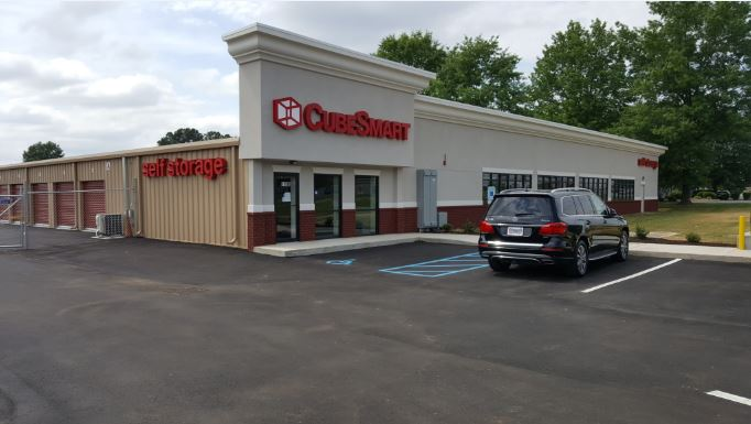 CubeSmart Self-Storage Facility Opens on Memorial Parkway