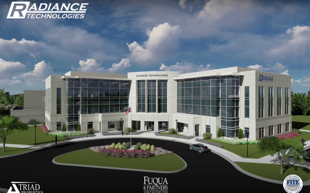Radiance Technologies' New Headquarters