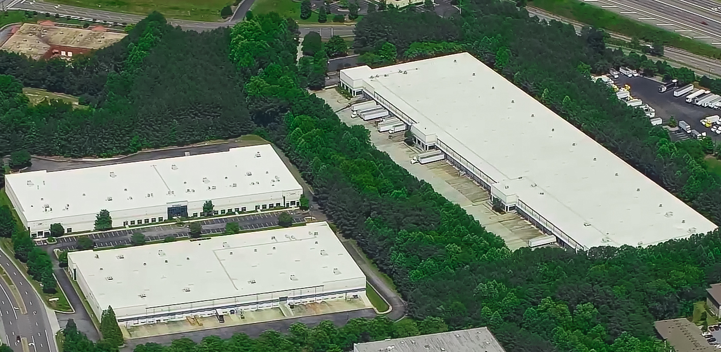 Satellite Distribution Center